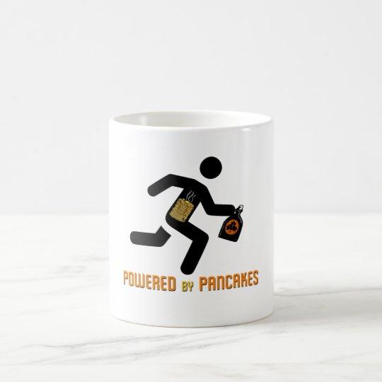 Powered by Pancakes (Hygge Power!) Coffee Mug