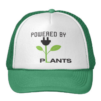 Powered By Plants Hat