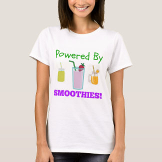 Powered By Smoothies Shirt