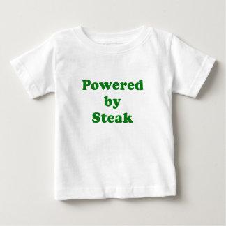 Powered by Steak T-shirt