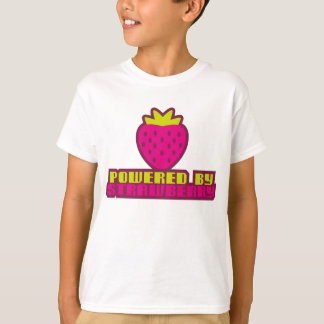 POWERED_BY_STRAWBERRY T-Shirt