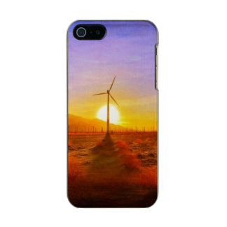 Powered by Wind Incipio Feather® Shine iPhone 5 Case