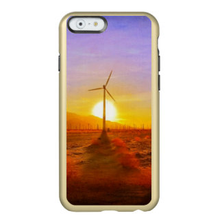 Powered by Wind Incipio Feather® Shine iPhone 6 Case