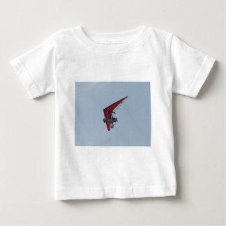 Powered hang glider baby T-Shirt