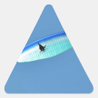 Powered Para Glider Triangle Stickers