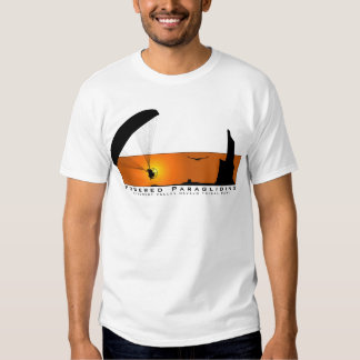 Powered Paragliding in MONUMENT VALLEY NAVAJO TRIB T Shirt