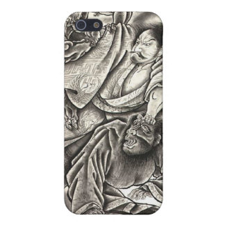 powerful japanese demon iPhone 5 cover