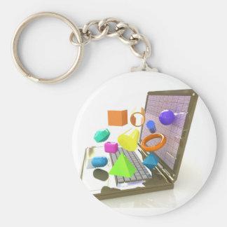 Powerful Laptop Keychain