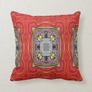 Powerful Ornament Cushion