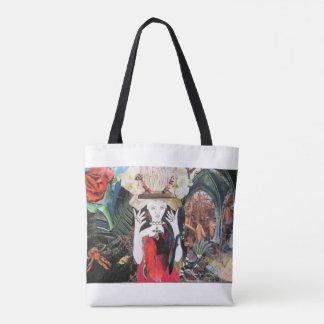 Powerful Woman Tote Bag