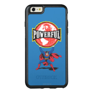 Powerful World Superman OtterBox iPhone 6/6s Plus Case
