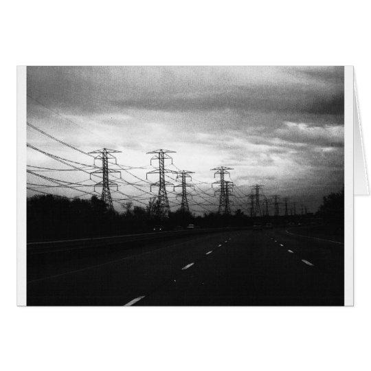 powerlines card