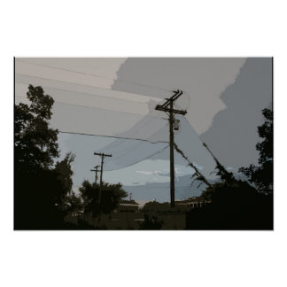 Powerlines Posters