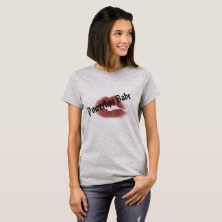 Powerlips Fluid Lipstick T-Shirt