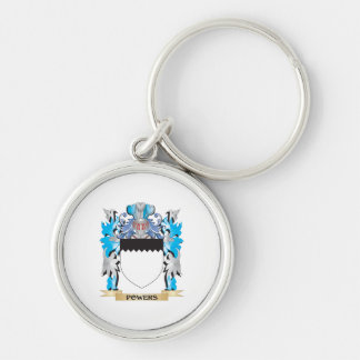 Powers Coat of Arms - Family Crest Key Chains