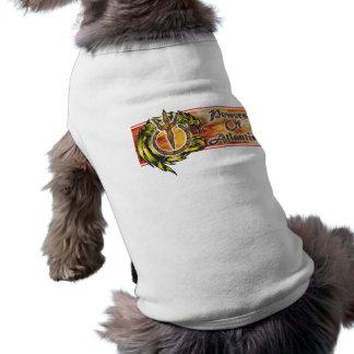 Powers of Atlantis Dog Shirt