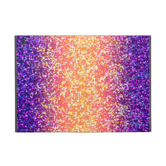 Powis iCase iPad Case Glitter Graphic Background