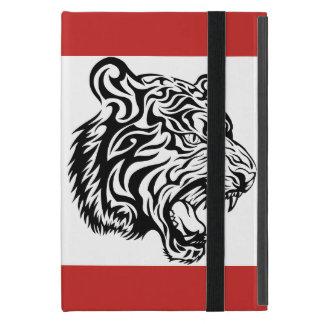 Powis iCase iPad Mini Case with Tribal Tiger