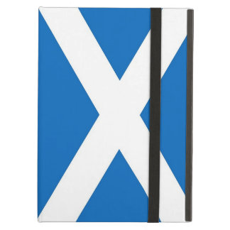 Powis Ipad Case with flag of Scotland