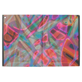 Powis iPad Pro Case Colorful Stained Glass