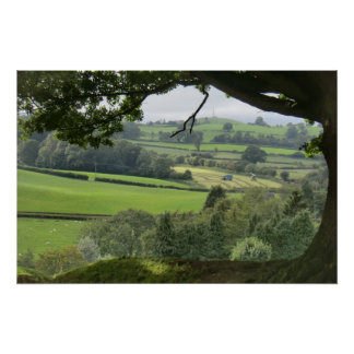 Powys at  Autumn Equinox Poster