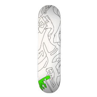 Poyhir Skateboard 23 sketch version
