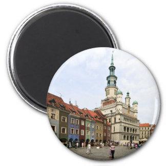 Poznań, Poland Magnet