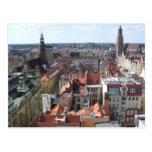 Poznan Poland Postcard