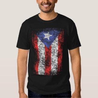 PR Flag Faded Big T-shirt