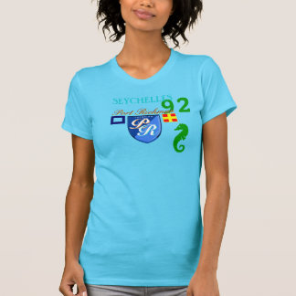 PR Port Richman Number 92 Seychelles Sailing Wear T-Shirt