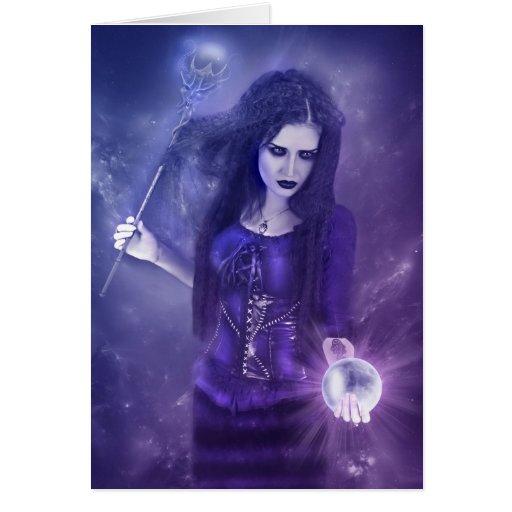 Practical Magic Greeting Card