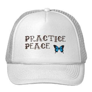Practice Peace Hat