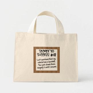 Practice Proper Office Etiquette Canvas Bag
