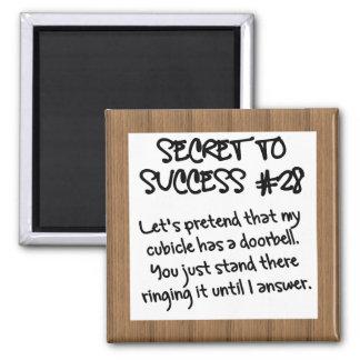 Practice Proper Office Etiquette Magnet