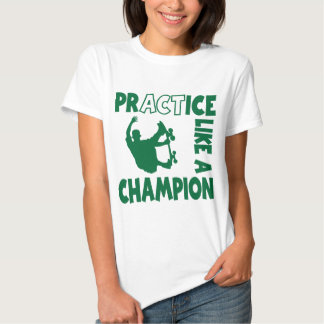 Practice Skateboard, green.png T Shirt