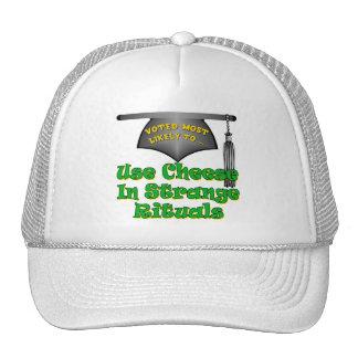 Practice Strange Rituals Hats