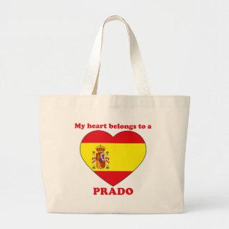 Prado Large Tote Bag