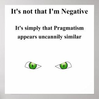 Pragmatism Print