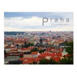 Prague 001, Czech Photo Post Cards