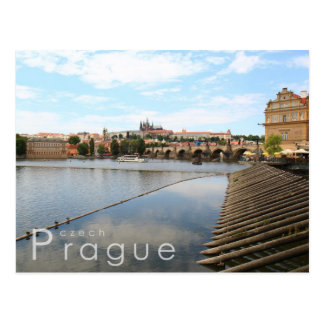 Prague 004, Czech Photo Postcard