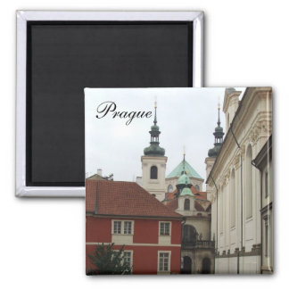 Prague Architecture Magnet