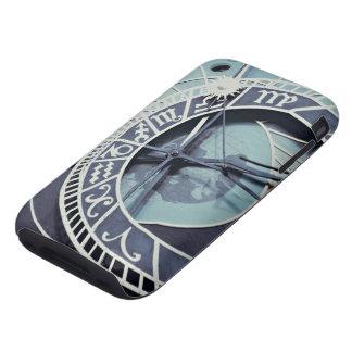 Prague Astronomical Clock iPhone 3 Tough Cases