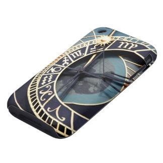 Prague Astronomical Clock Tough iPhone 3 Case