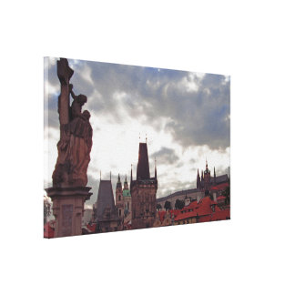 Prague Canvas Print
