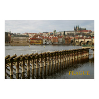 Prague – Castle II Poster