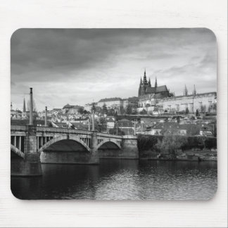 Prague Castle Mouse Mat