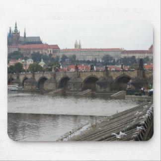 Prague Castle Mouse Mat