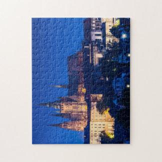 Prague Castle Puzzle