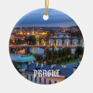 Prague Christmas Ornament