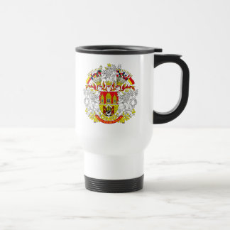 Prague Coat of Arms Mug